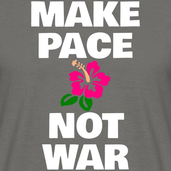 Make Pace Not War