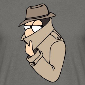 Incognito - T-shirt herr