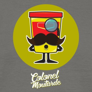 Colonel Moutarde - T-shirt Homme