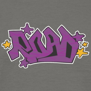 graffiti de route - T-shirt Homme