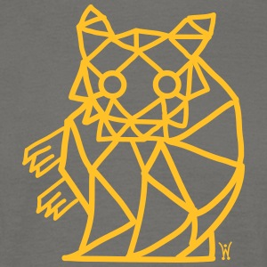Hamster geometric Hamster - Men's T-Shirt