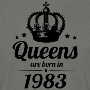 Queens 1983 - Men's T-Shirt