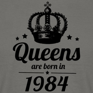Queens 1984 - Men's T-Shirt