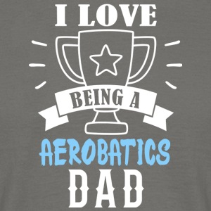 AEROBATICS Dad - Männer T-Shirt