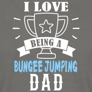 Bungyjump far - T-shirt herr
