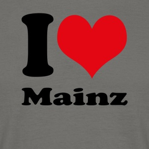 I love Mainz - Men's T-Shirt