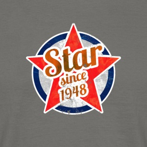 Gift for Stars born in 1948 - Men's T-Shirt