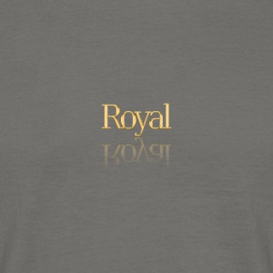 royal - T-shirt Homme