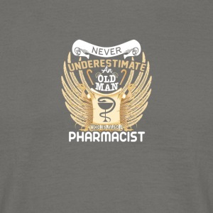 pharma - Herre-T-shirt