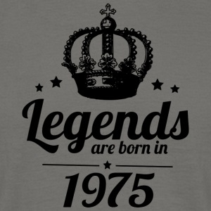 Legends 1975 - Men's T-Shirt