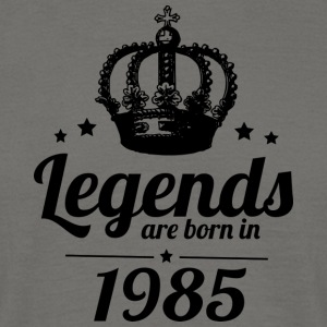 Legends 1985 - Männer T-Shirt