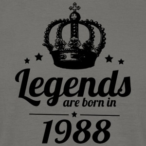Legends 1988 - T-shirt herr