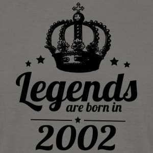 Legends 2002 - T-shirt Homme