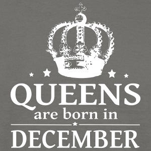 December Queen - Men's T-Shirt
