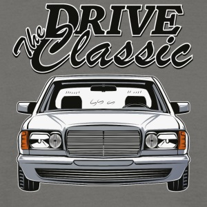 drive the classic03 ohne vintage - Männer T-Shirt