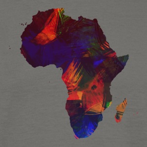 BEAUTIFUL AFRIKA COLLECTION - T-shirt herr