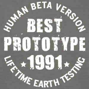 1991 - The birth year of legendary prototypes - Men's T-Shirt