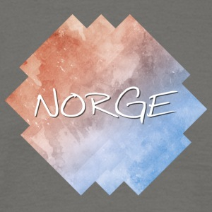 Norge - Norway - Men's T-Shirt