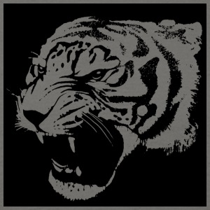 Big Tiger - Herre-T-shirt
