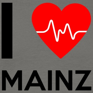 I Love Mainz - I Love Mainz - T-skjorte for menn