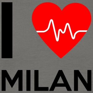 I Love Milan - I Love Milan - Men's T-Shirt