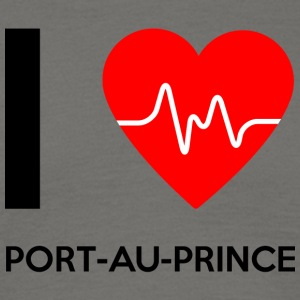 I Love Port-au-Prince - I Love Port-au-Prince - Men's T-Shirt