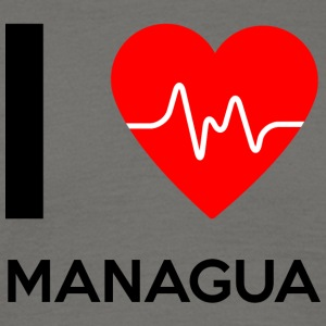 I Love Managua - I Love Managua - Men's T-Shirt