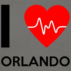 I Love Orlando - I love Orlando - Men's T-Shirt