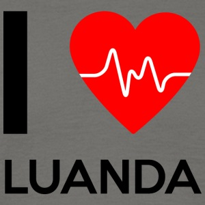I Love Luanda - I love Luanda - Men's T-Shirt