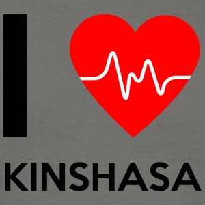I Love Kinshasa - I Love Kinshasa - Men's T-Shirt