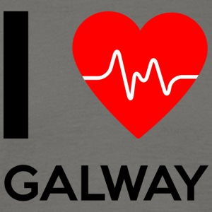 I Love Galway - I love Galway - Men's T-Shirt