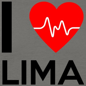 I Love Lima - I love Lima - Men's T-Shirt
