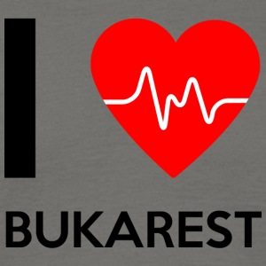 I Love Bucharest - I love Bucharest - Men's T-Shirt