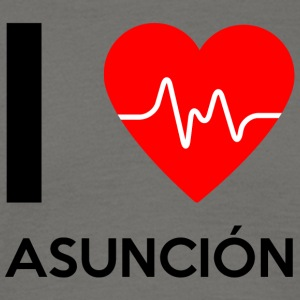 I Love Asunción - I love Asuncion - Men's T-Shirt