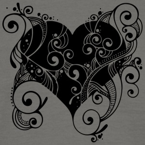 heart Tattoo - Men's T-Shirt