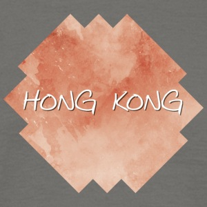 Hong Kong Hong Kong - T-skjorte for menn