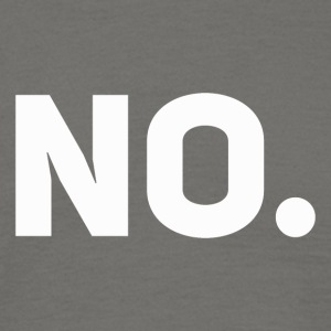Wider Appeal not, I said no. Point! - Men's T-Shirt
