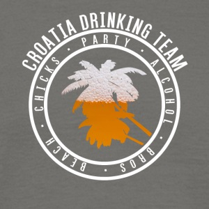 Shirt for Party vacation - Croatia - Men's T-Shirt