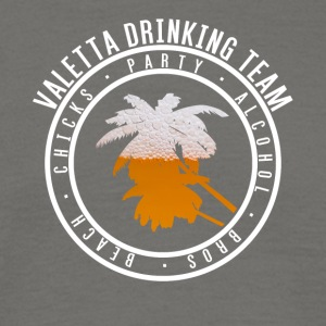 Shirt party holiday - Valetta - Men's T-Shirt
