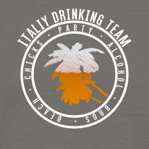 Shirt party holiday - Italy - Men's T-Shirt