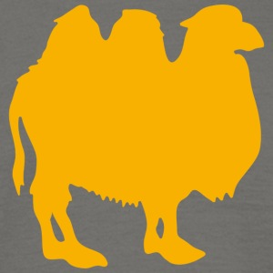 Real Camel - Mannen T-shirt