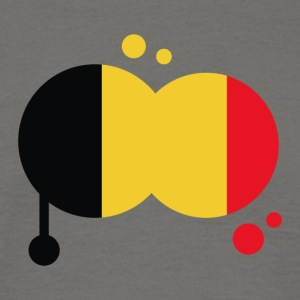 Flag belgium - Men's T-Shirt