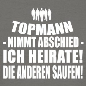 Bachelor - Herre-T-shirt