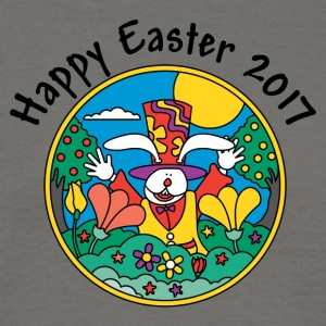 Happy Easter 2017 - Men's T-Shirt