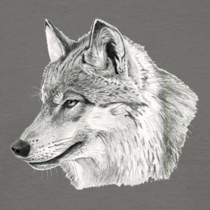 Canis_lupus - T-shirt Homme