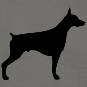 doberman - Men's T-Shirt