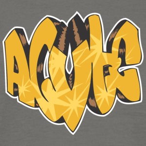 agvte graffiti - Men's T-Shirt