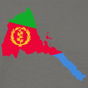 eritrea collectie - Mannen T-shirt