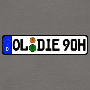 Oldie 90 historically - Men's T-Shirt