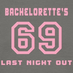 Bachelorette Getting Married 69 Last Night Out - T-skjorte for menn